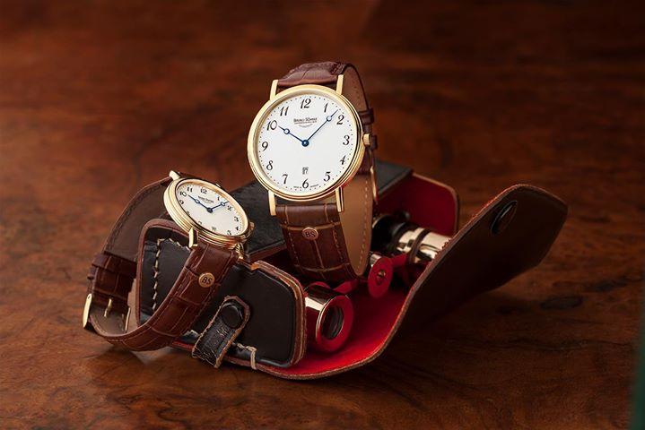 đồng hồ đôi bruno sohnle