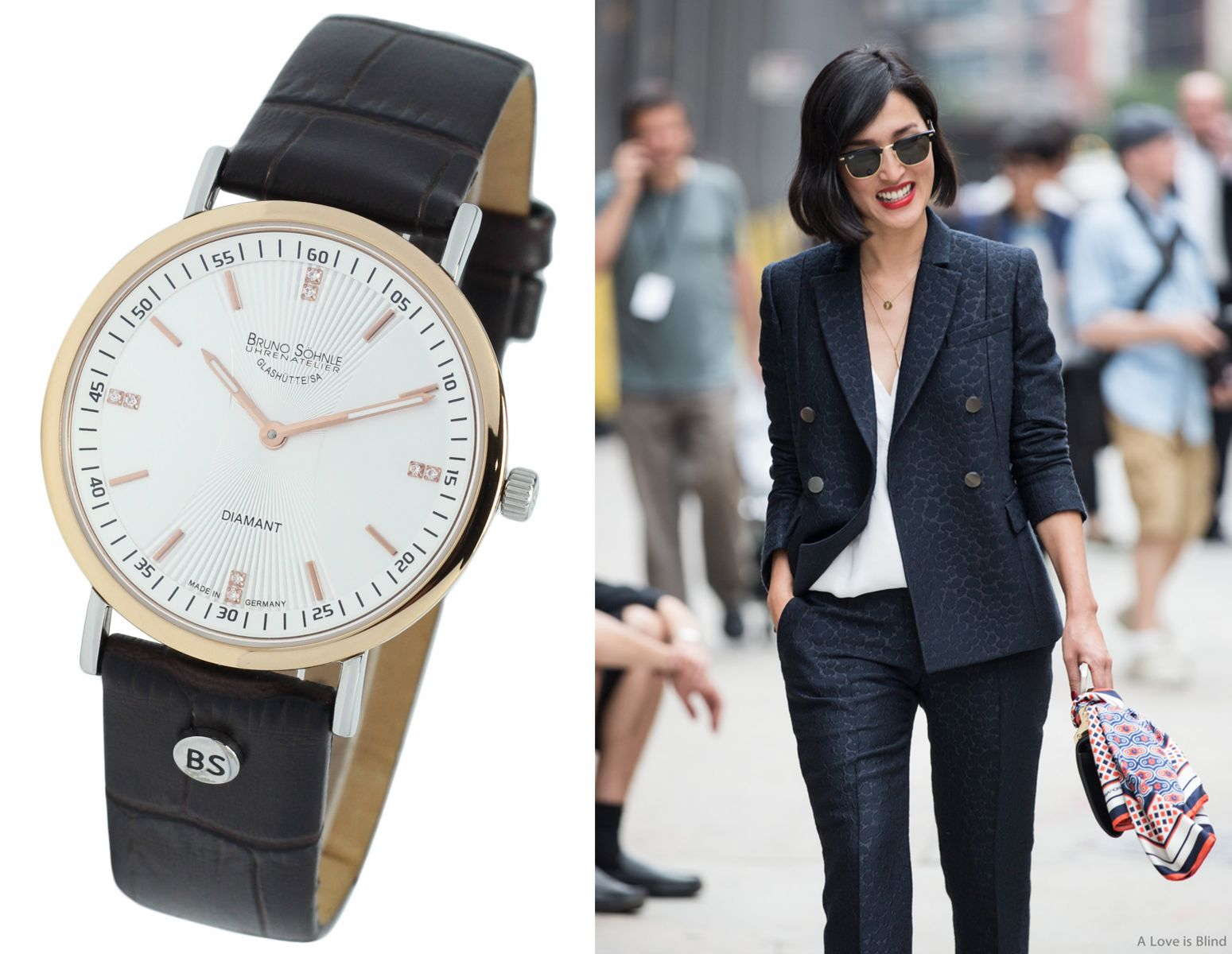 Đồng hồ nữ bruno 17-63124-251