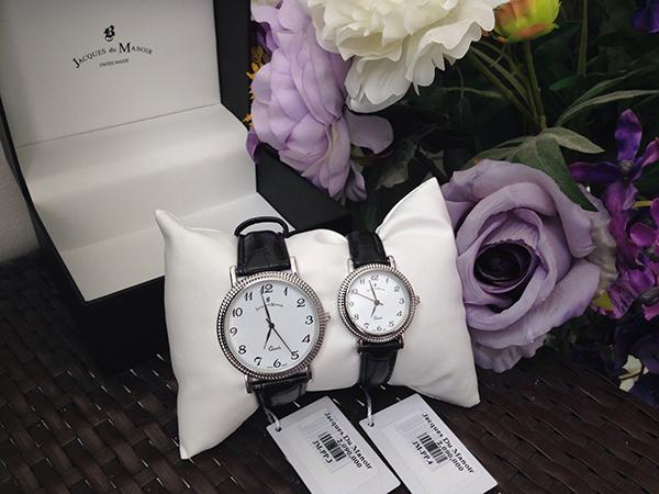 đồng hồ đôi jacques du manoir