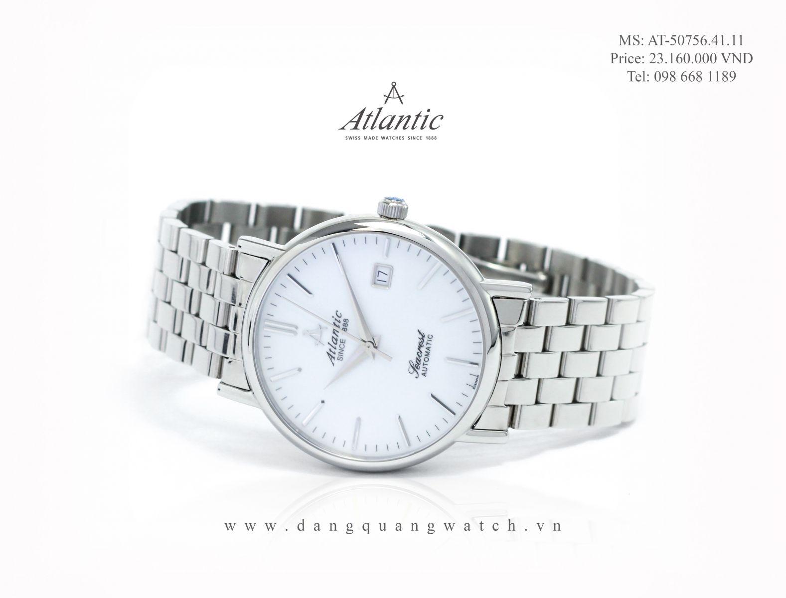 Đồng hồ Atlantic 50756.41.11
