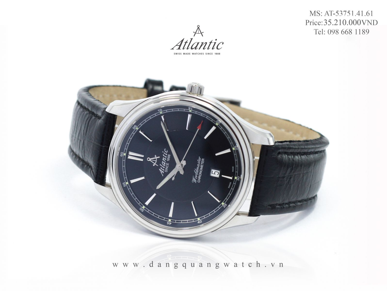 đồng hồ atlantic chronometer
