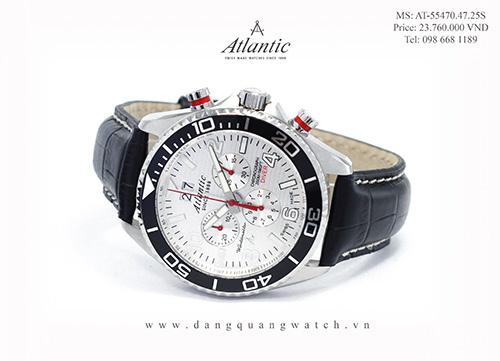 đồng hồ atlantic 55470.47.25S
