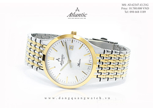 đồng hồ atlantic 62347.43.21G
