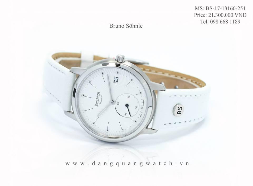 đồng hồ bruno nữ 17-13160-251