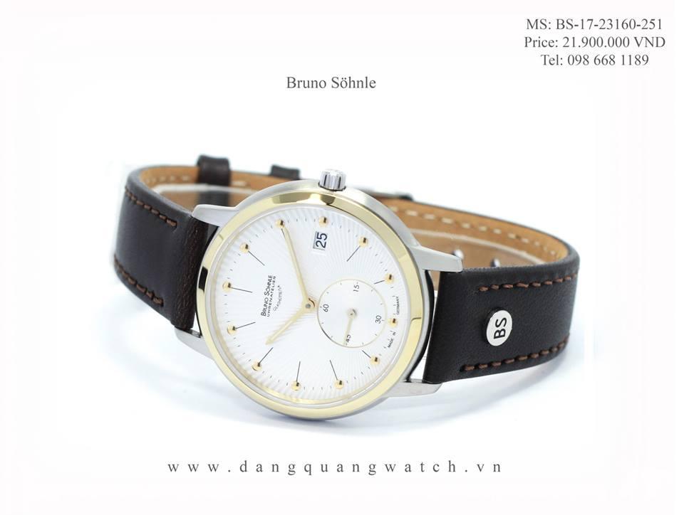 đồng hồ bruno 17-23160-251