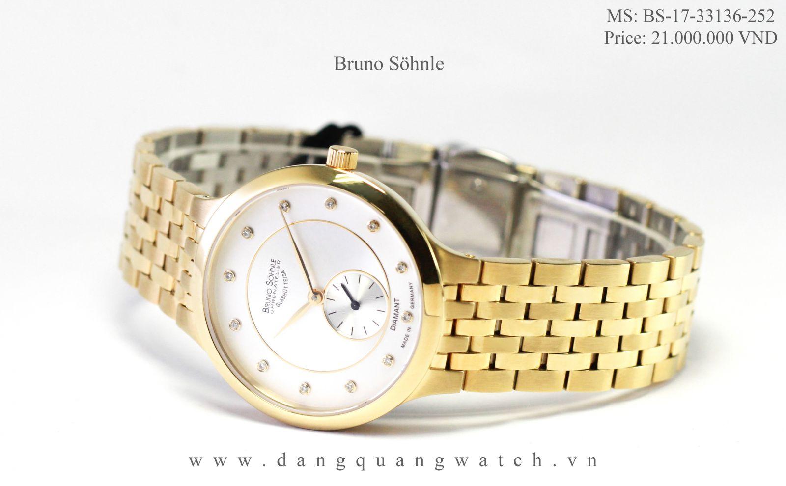 đồng hồ nữ bruno