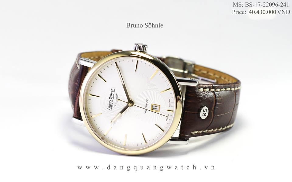 đồng hồ nam bruno 17-22096-241