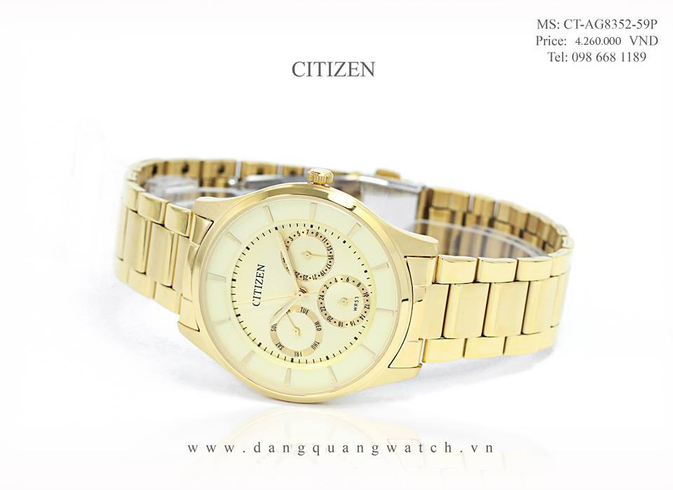 Đồng hồ nam citizen AG8352-59P