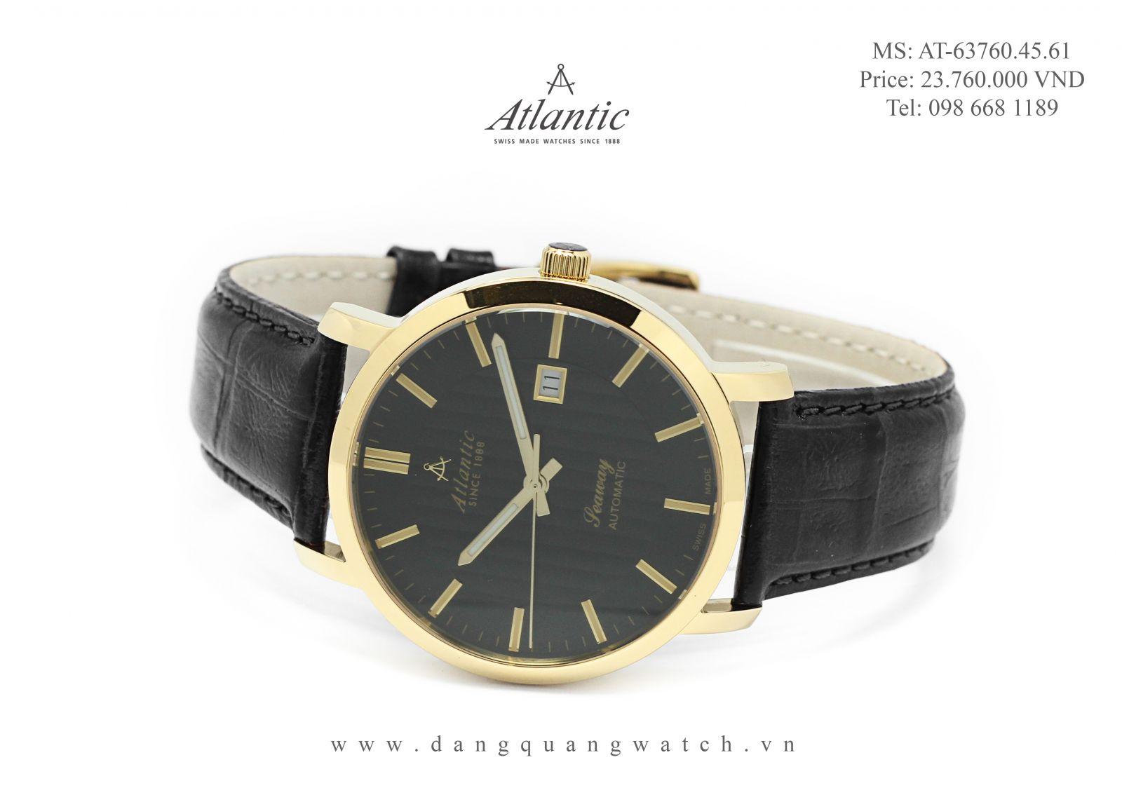 đồng hồ cơ atlantic 63760.45.61