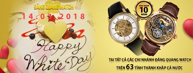 Người ta gọi đó là Valentine Trắng. Ngày này được tổ chức vào dịp 14/3 hàng  năm, cách ngày Valentine đỏ (14/2) tròn một tháng.