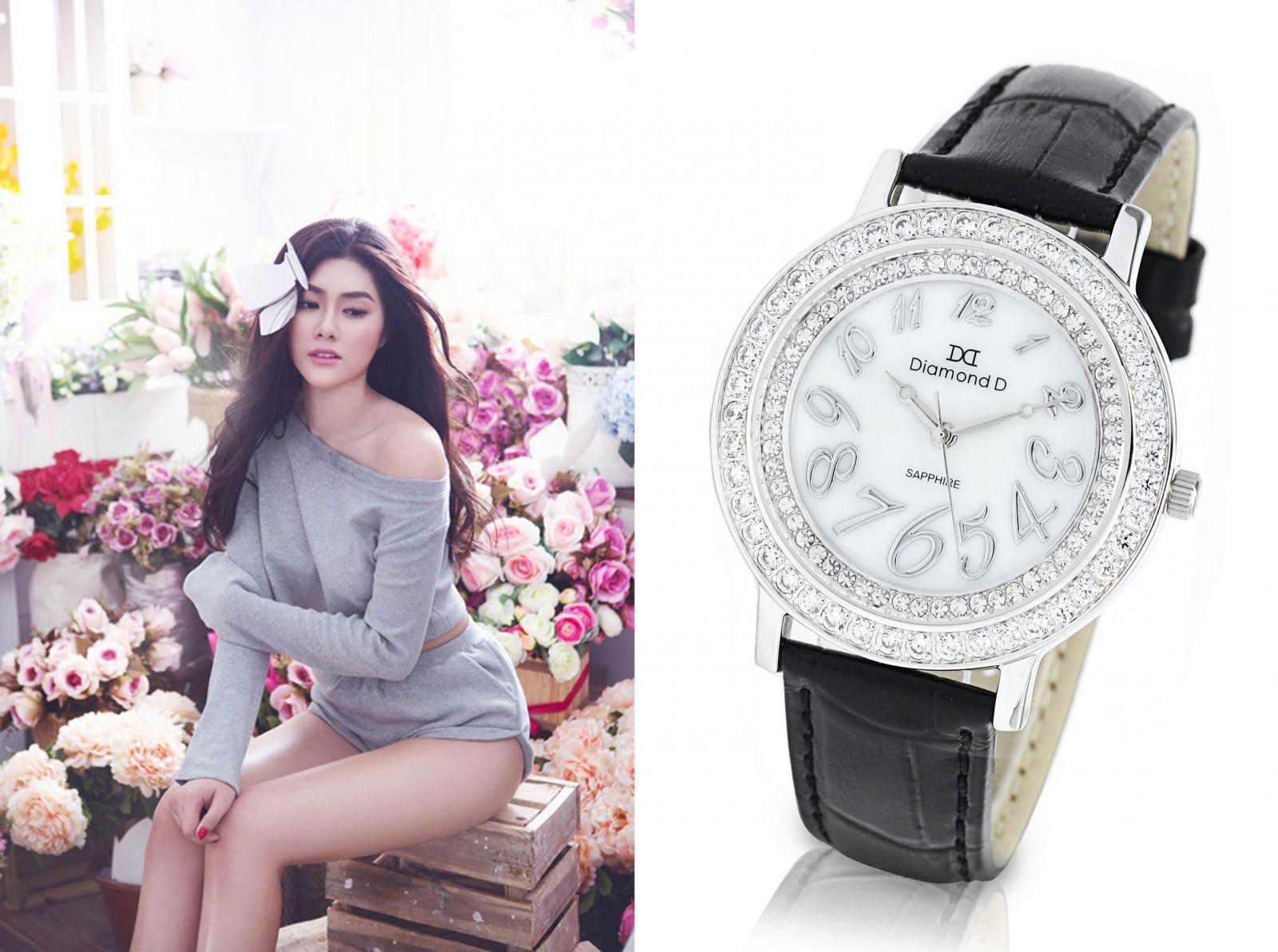 Đồng hồ diamond d DM36325W-B
