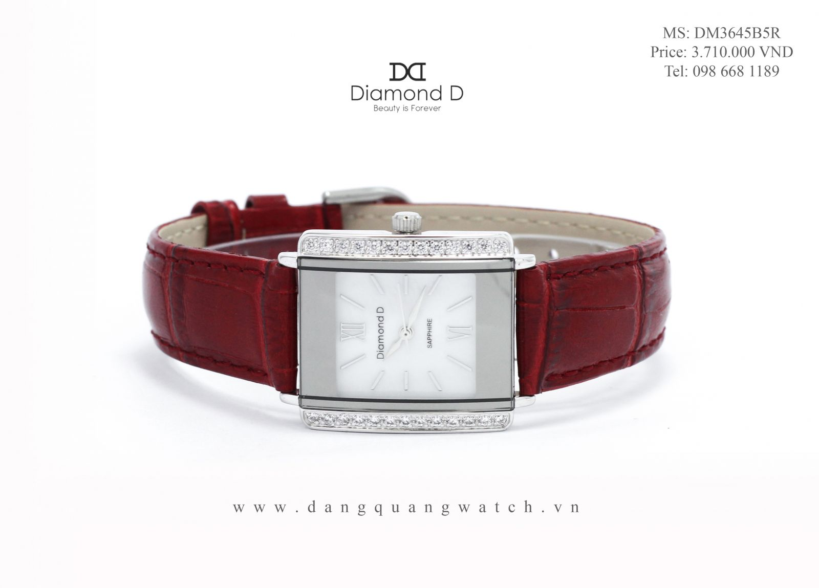 đồng hồ diamond d DM3645B5R