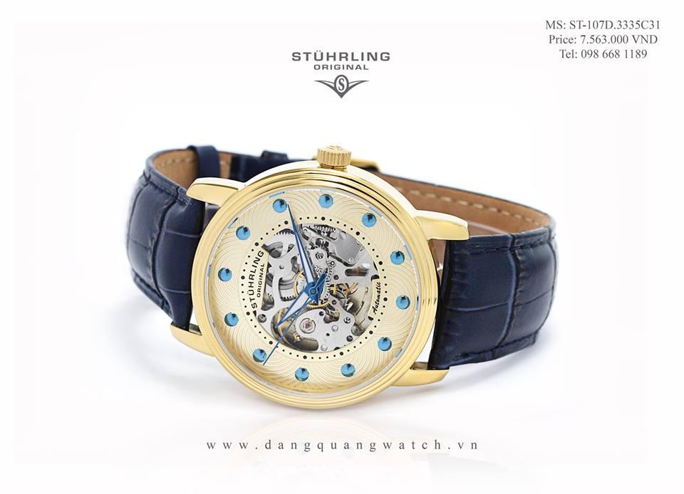 đồng hồ stuhrling ST-107D.3335C31