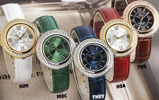 Bộ sưu tập đồng hồ Diamond D mới nhất 2021
