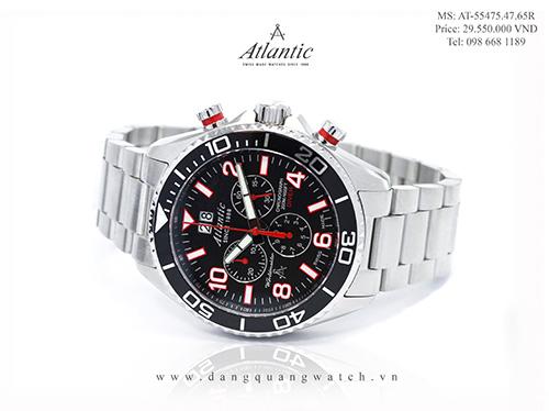 đồng hồ atlantic 55475.47.65R