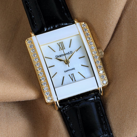 Đồng hồ Diamond D DM3645B5IG-B