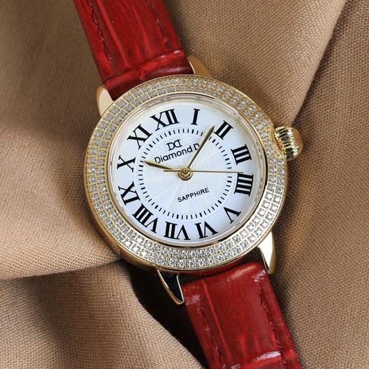 Đồng hồ Diamond D DM61195IG-R