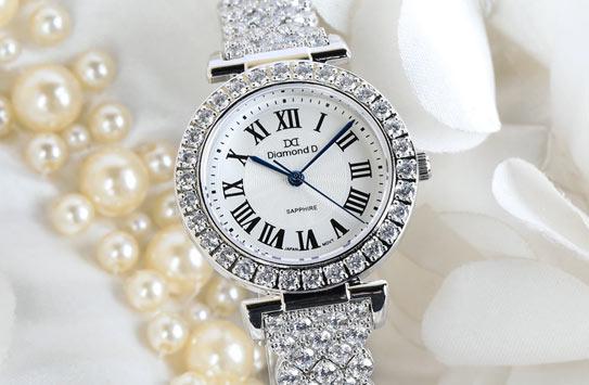 Đồng hồ nữ Diamond D DM6305B5