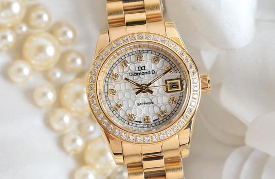 Đồng hồ Diamond D DM8703L5IG