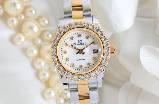 Đồng hồ Diamond D DM8704L5-2TIG