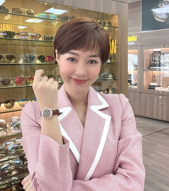 Đồng Hồ Nữ - Hoàng Kim Ngọc