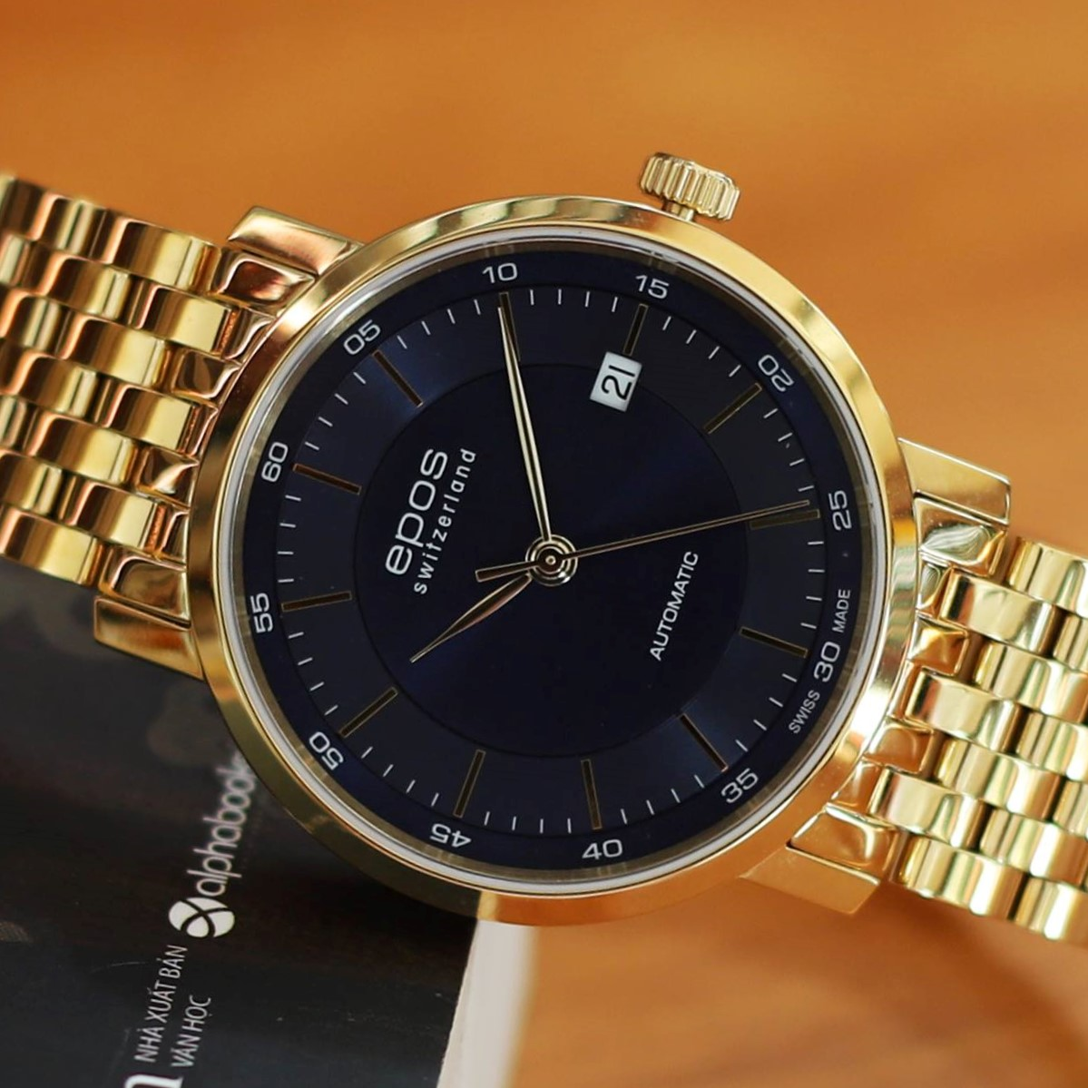 Đồng hồ Epos Swiss