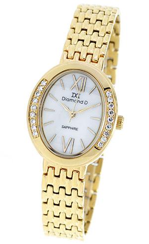 Đồng hồ Diamond D DM63095IG