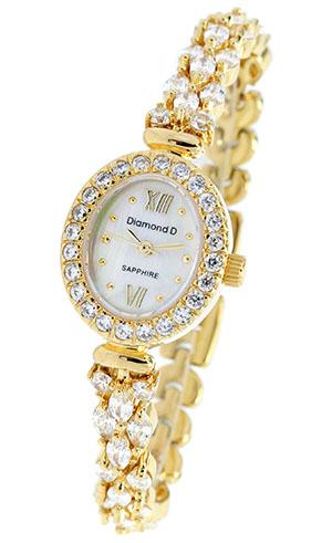 Đồng hồ Diamond D DM15165IG