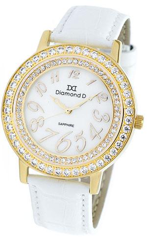 Đồng hồ Diamond D DM36325IG-W