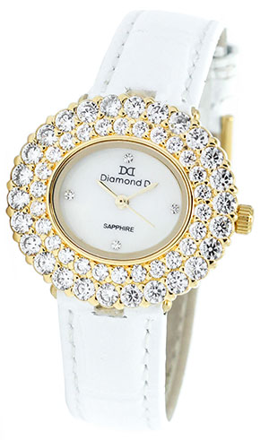 Đồng hồ Diamond D DM36315IG-W