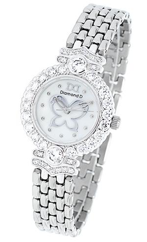 Đồng hồ nữ Diamond D DM38445