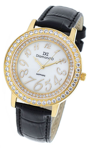 Đồng hồ Diamond D DM36325IG-B