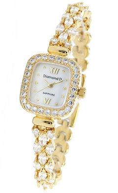 Đồng hồ Diamond D DM15145IG
