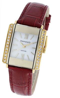 Đồng hồ Diamond D DM3645B5IG-R