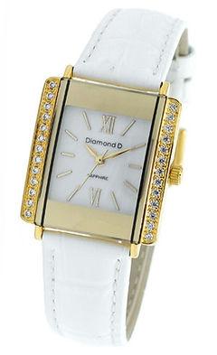 Đồng hồ Diamond D DM3645B5IG-W