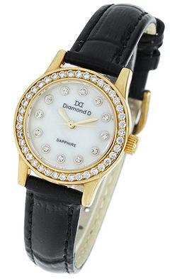 Đồng hồ Diamond D DM65105IG-B